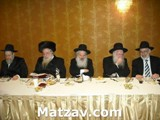 lava_dmalka_at_the_american_yarchei_kallah_l-r_r_leibish_becker_r__yosef_eichenstein_r_dovid_schustal_r_mattisyahu_salomon_and_r__gedaliah_weinberger