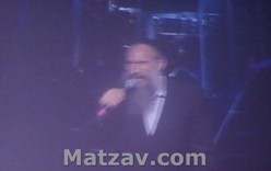 "MBD makes a guest appearance. Seen here singing ""Daga Minayin."""