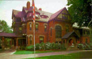 Yeshiva Tiferes Boruch's building in the McCutchen Mansion in North Plainfield is listed on the National Register of Historic Places.