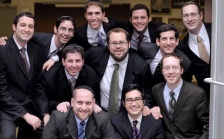 The Yeshivat Chovevei Torah Semicha Class of 5769/2009,