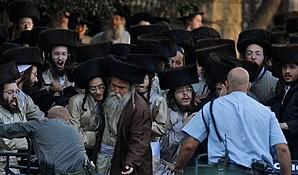 MIDEAST ISRAEL SHABBAT PROTEST