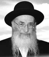 Rav Moshe Wolfson