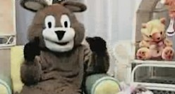 Nassur, the Hamas bunny.