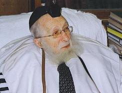 Rav Chaim Pinchos Scheinberg