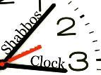 shabbos-clock