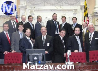agudah-maryland-delegation