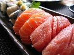 salmon-worm