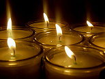 yahrtzeit-candles