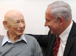 bibi-netanyahu-and-his-father