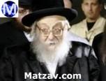 rachmastrivke-rebbe