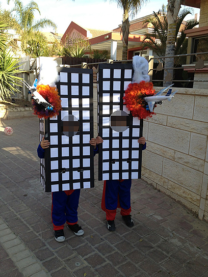 Twin Tower Attack Costumes
