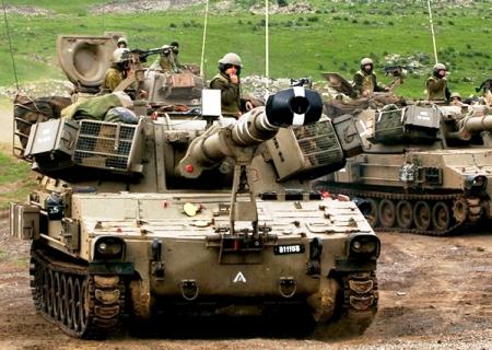 israel-syria-war