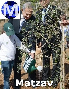 netanyahu-tree-tu-bshevat