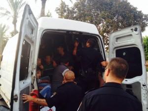 palestinian-van