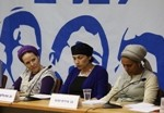 mothers-of-abducted-teens-at-the-knesset-meeting