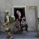 palestinians-idf