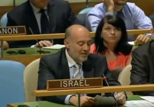 israels-ambassador-to-the-un-ron-prosor