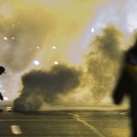 ferguson-protesters-threw-molotov-cocktails