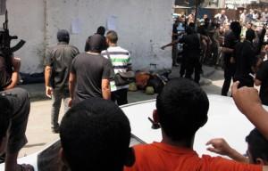 hamas-executes