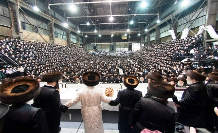 satmar-wedding