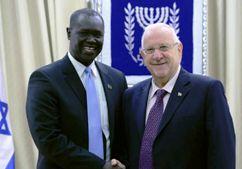 south-sudan-ambassador-israel