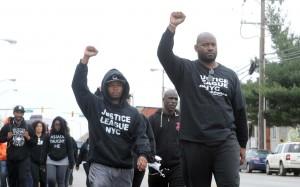 Suspect Injured Baltimore Protest