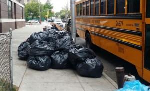 garbage school yeshiva