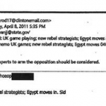hillary clinton email