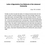 lakewood eviction