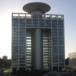 the-israeli-defense-ministry-headquarters-in-tel-aviv