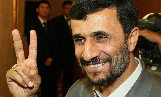 former iranian president mahmoud ahmadinejad appealed to us president donald trump to take the opportunity of his recent election to shed his predecessors