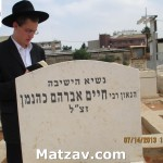 Bochur at Kever