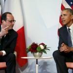 Francois Hollande obama