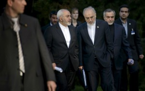 Iranian Foreign Minister Mohammed Javad Zarif