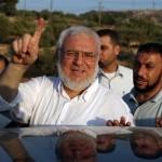 Palestinian parliament speaker Aziz Dweik