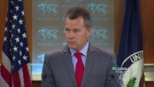 State Department Press Director Jeff Rathke