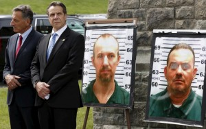 cuomo Richard Matt, and David Sweat,