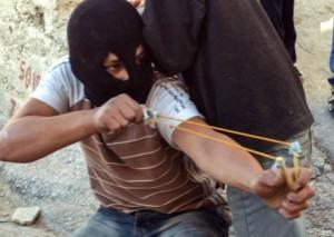 palestinian molotov