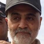 IRGC Quds force head Qassem Soleimani