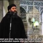 ISIL leader Abu Bakr al-Baghdadi