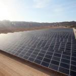 Israel's Ketura Solar Field