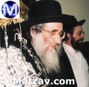 rav Mordechai Amram Yaakovson