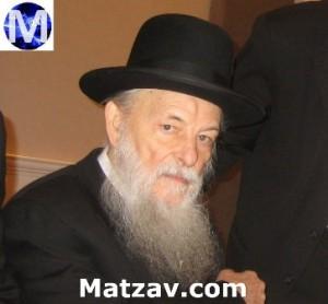 rav Moshe Feigelstock