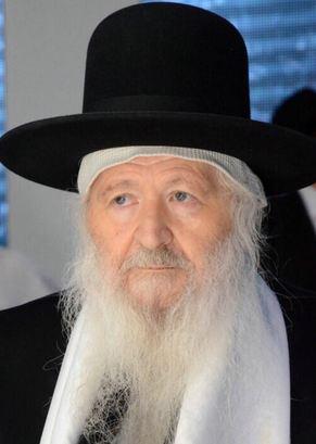 """Rav Eliyahu Leon Levi zt""""l"""