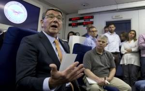 U.S. Defense Secretary Ash Carter