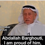 father of Abdallah Barghouti