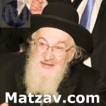 rav Yisroel Belsky