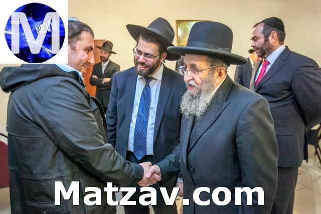 the rosh Yeshiva in camp