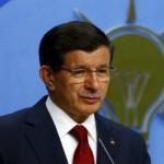 turkey  Prime Minister Ahmet Davutoglu