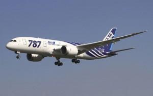 Boeing 787 Dreamliner aircraft